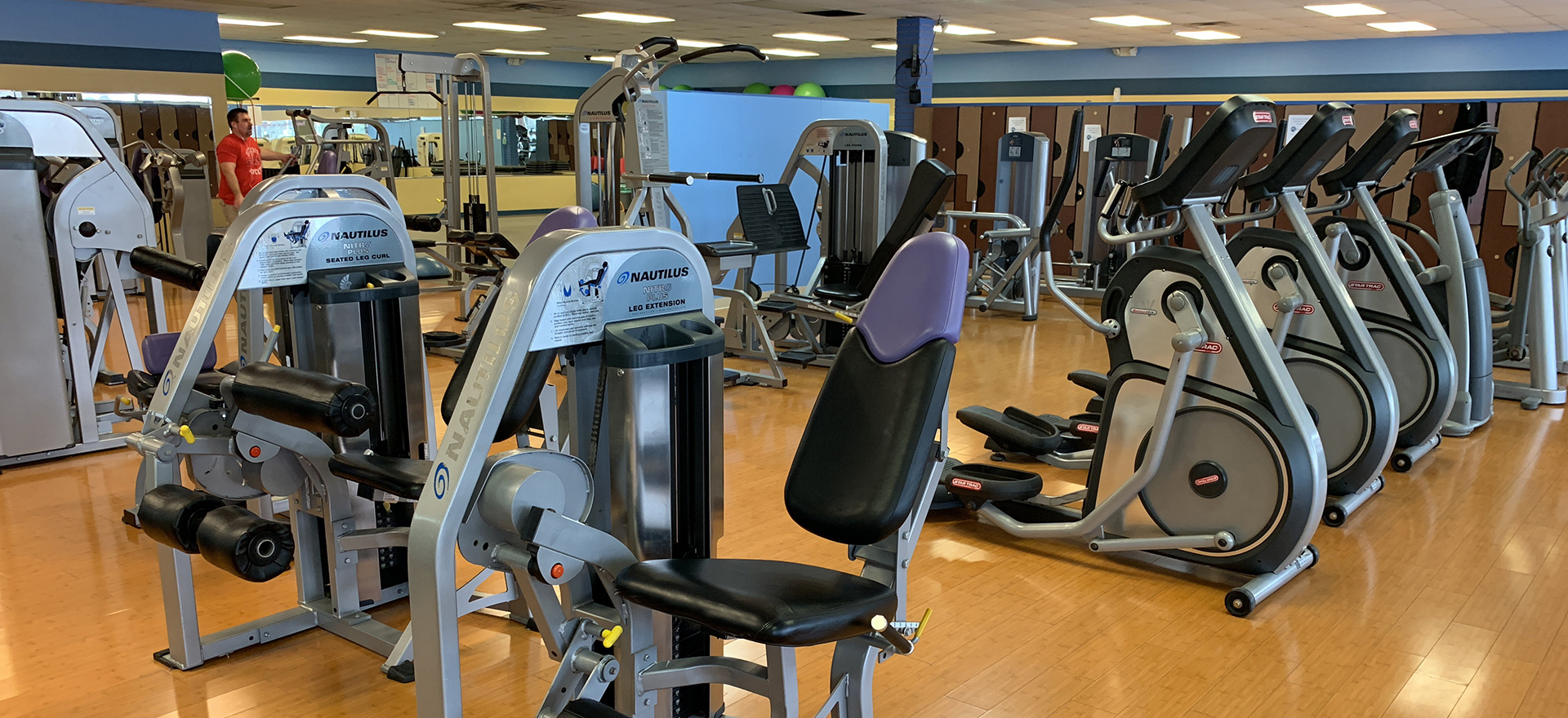 Family fitness center gym of norton shores amenities facilities and